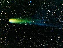 Комета космос фон для презентации