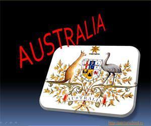 Австралия презентация на английском
