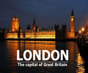 London the capital of great britain презентация на