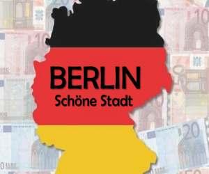 По немецкому языку тему на немецком на берлин языке презентацию